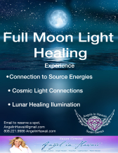 Full Moon Light Healing