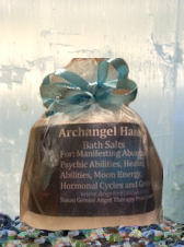 Archangel Haniel Clearing and Bath Salt