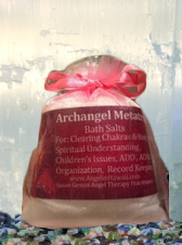 Archangel Metatron Clearing and Bath Salt