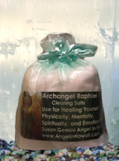 Archangel Raphael Clearing and Bath Salt