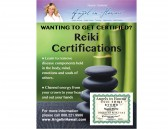 Reiki Practitioner Certification