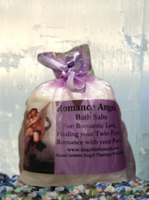 Romance Angels Clearing and Bath Salt