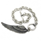 Angel of Gratitude Vintage Bracelet