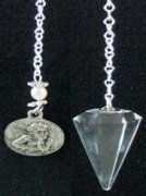 Quartz Pendulum with Cherup Top