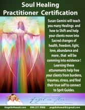 Soul Healing Practitioner Certification