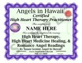 High heart medicine Practitioner Certification