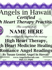 High heart medicine Practitioner Certification