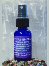 Crystal Energy Spray