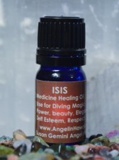 Isis Medicinal Healing Essential Oil