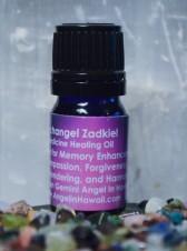 Archangel Zadkiel Medicinal Healing Essential Oil
