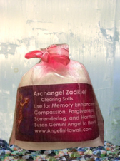 Archangel Zadkiel Clearing and Bath Salt