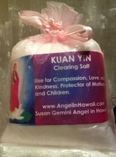 Kuan Yin Clearing and Bath Salt