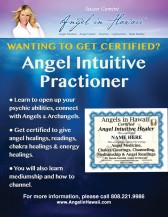 Angel Intuitive Practitioner Certification Series