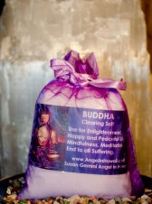 Buddha Clearing and Bath Salt