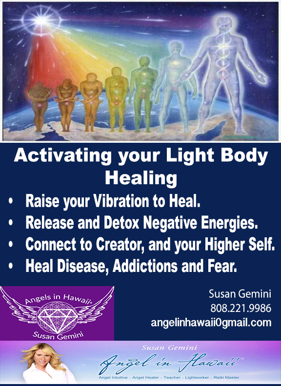 Activating Lightbody Healing