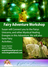 Fairy Healing Workshop