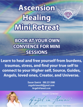 Ascension Healing Workshop