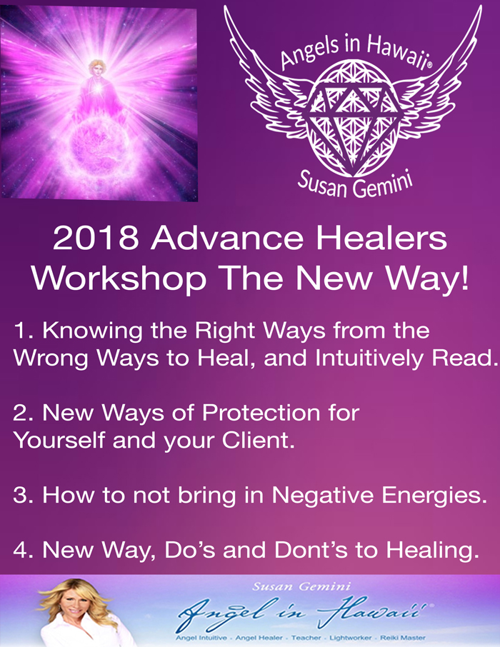 AdvanceHealerWorkshop